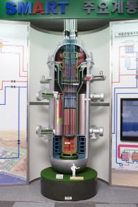 KAERI SMART reactor