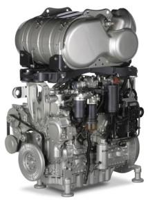 PERKINS engine Bauma