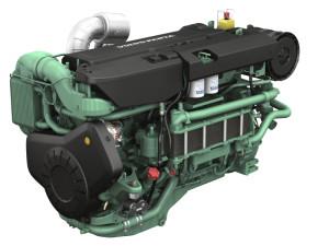 дизельный двигатель Volvo Penta D13