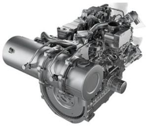 дизельный двигатель Yanmar