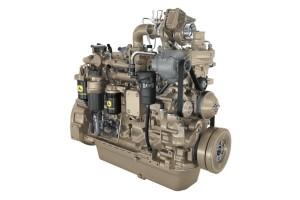 дизельный двигатель John Deere PowerTech