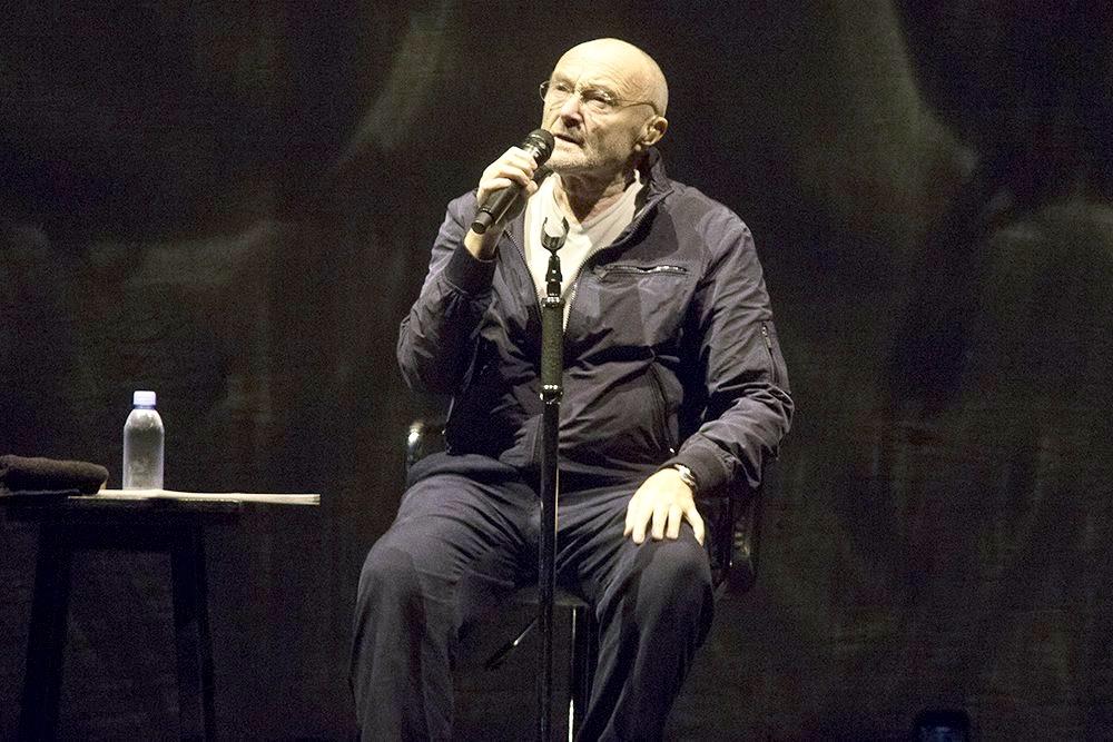 Лауреат Оскара и восьми Grammy Фил Коллинз из Genesis празднует 70-летие