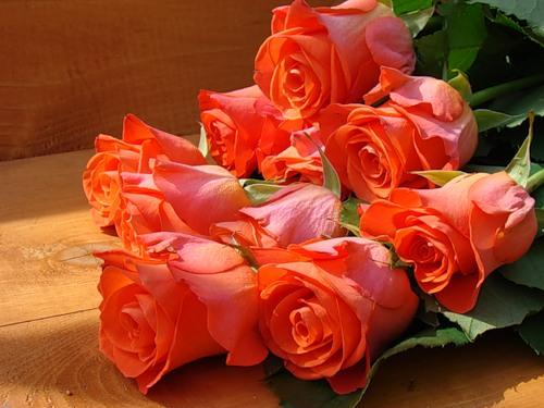 розы букет