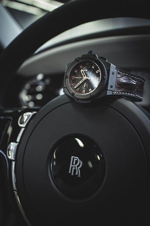 Достойный Rolls-Royce