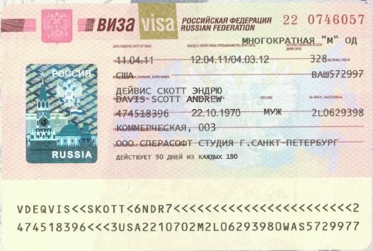 Гостевая виза для родственике граждан сербии в россию мира