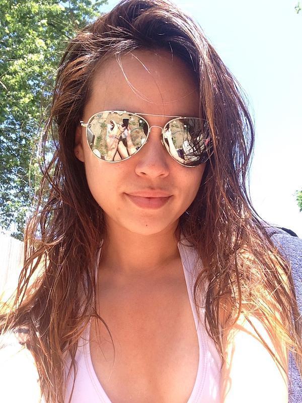 Фотки девушек в очках