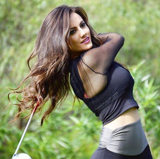 сексуальный гольф