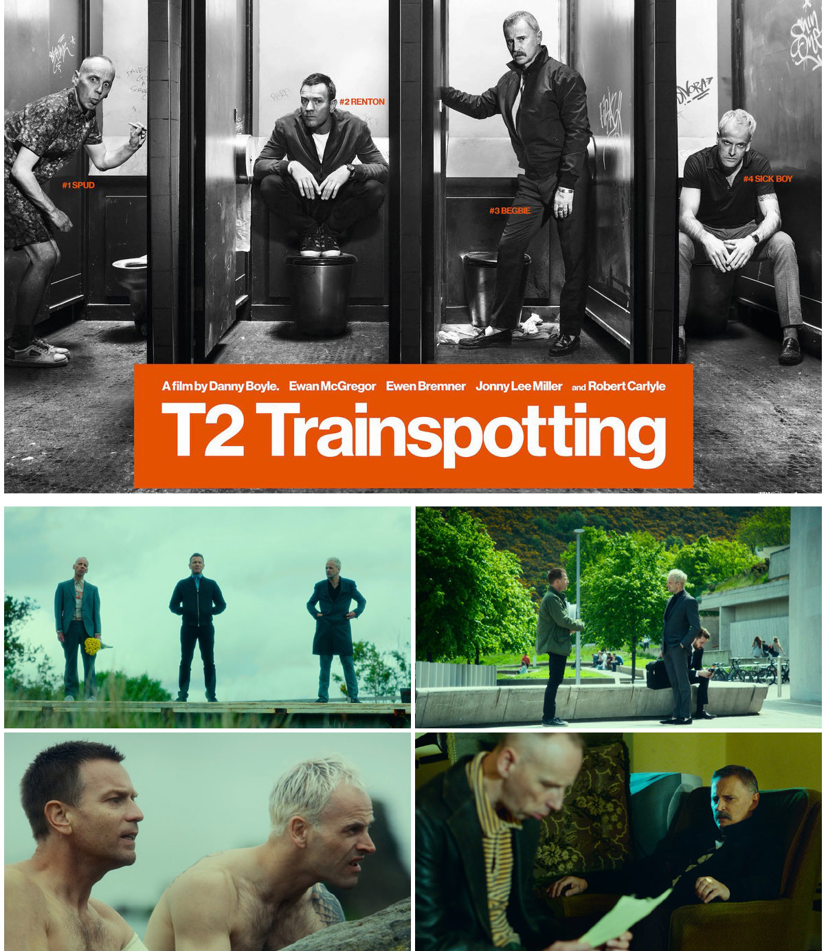 Trainspotting 2 / На игле 2