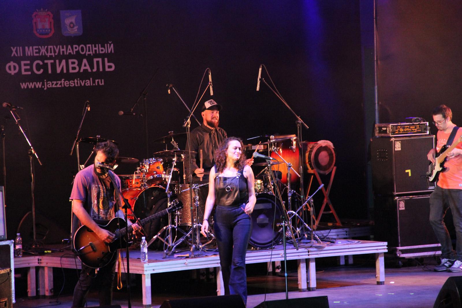 Калининград Сити Джаз - 1 день