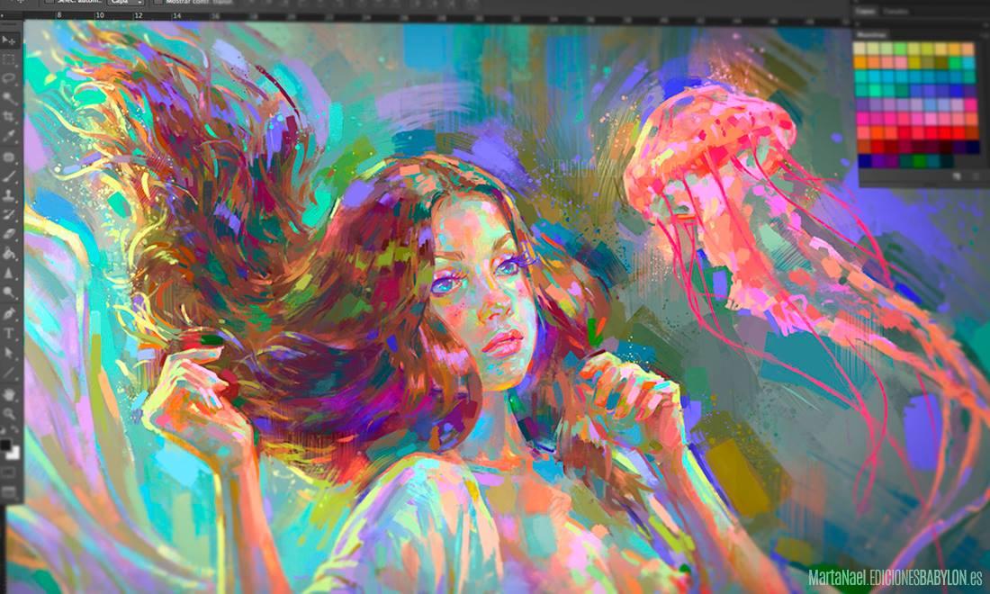 art by Marta Nael