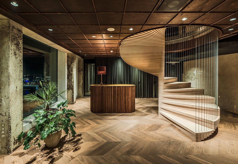 Лофт в Амстердаме