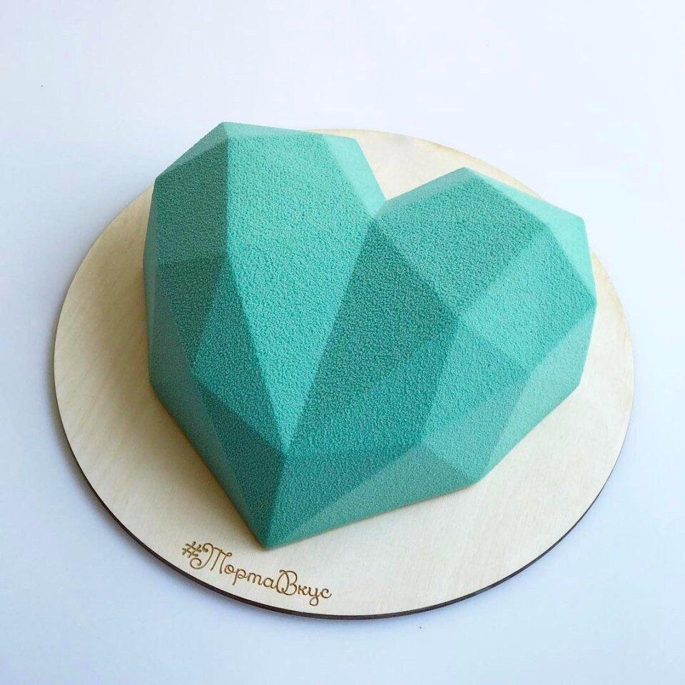Lowpoly торт тортавкус