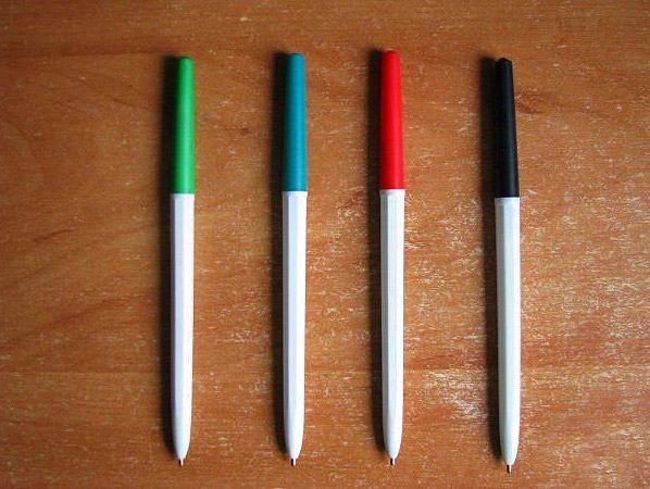 ретро ручки