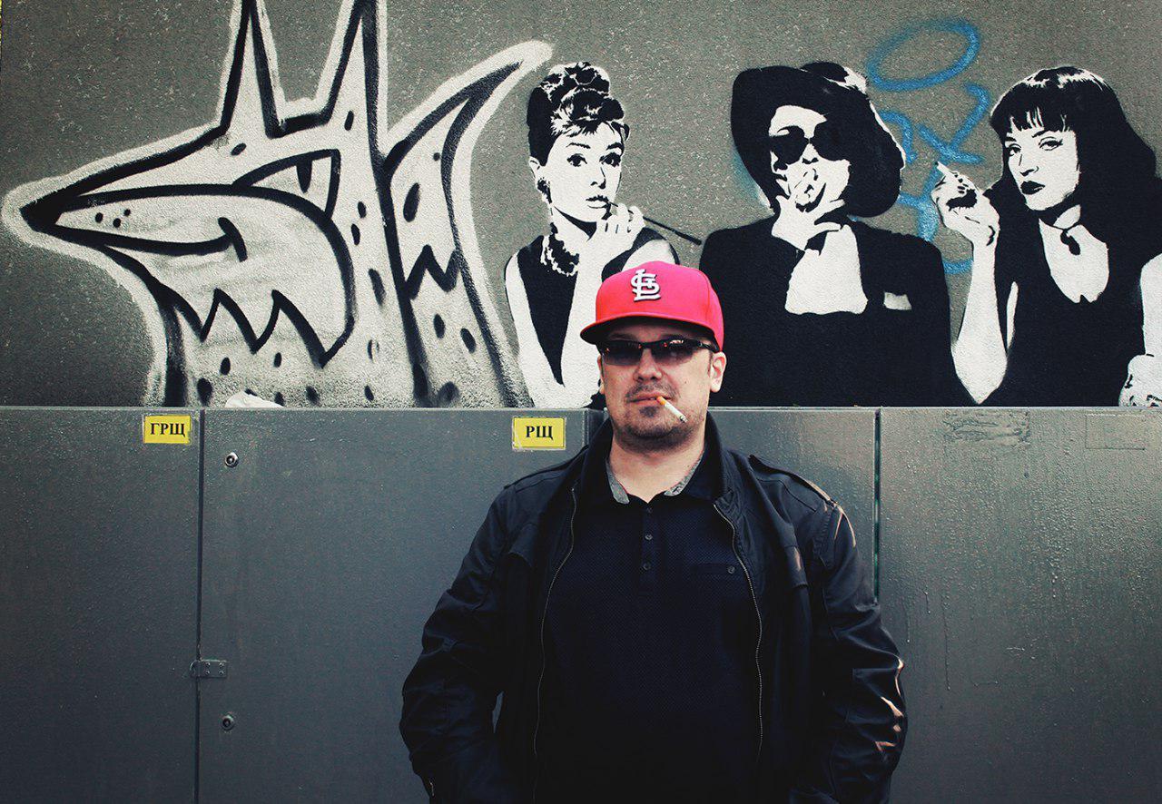 Портрет в городском интерьере