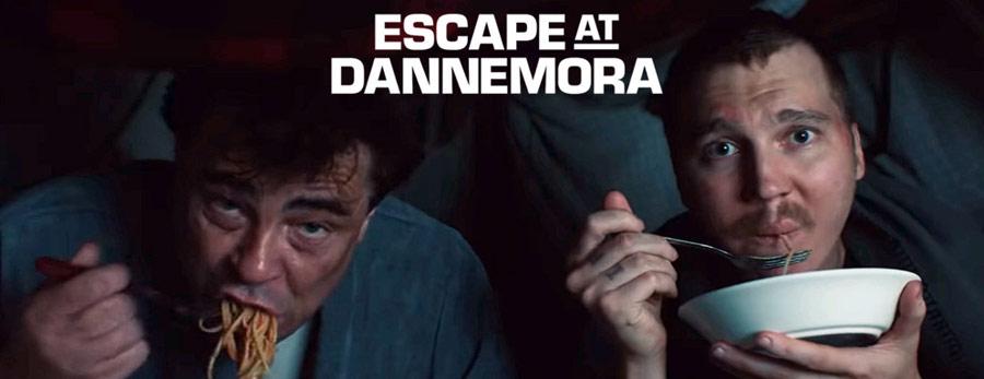 Побег из Даннемора / Escape at Dannemora