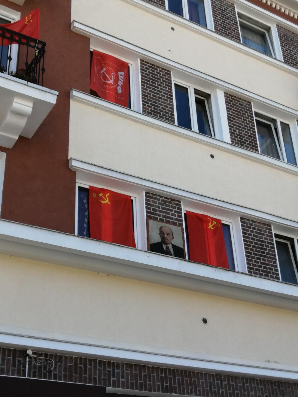 В Калининграде СССР вернулся