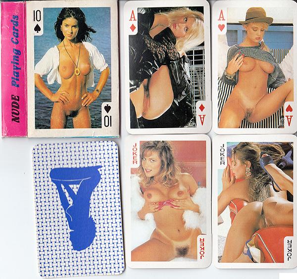 Игральные карты с голыми телками фото 29266 фотография