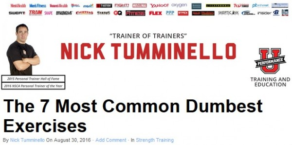 nick tumminello 7 exercises