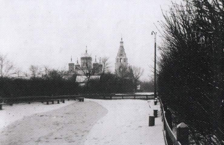 покровская церковь и покровский сад 1920