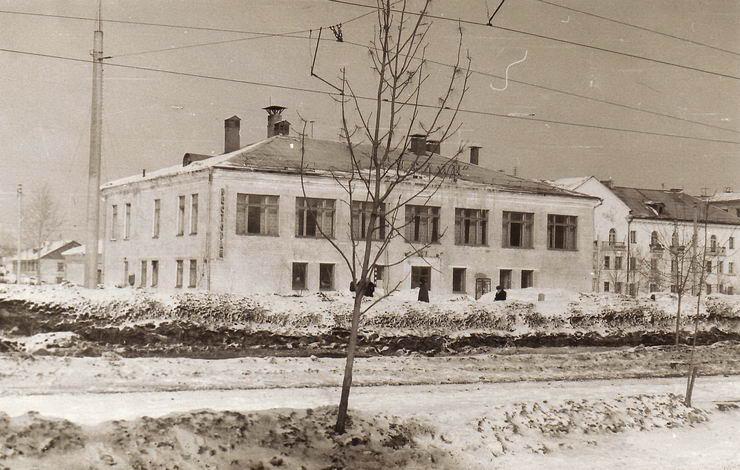 Ресторан Руслан 1968