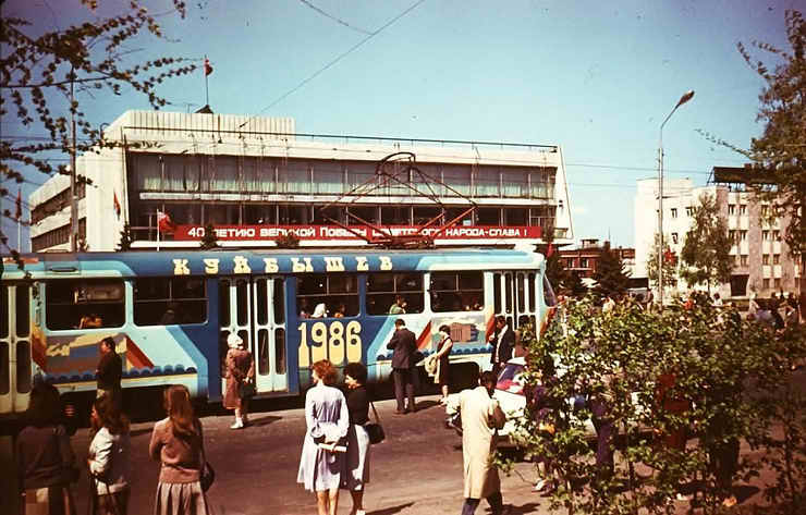 день города 1986-9