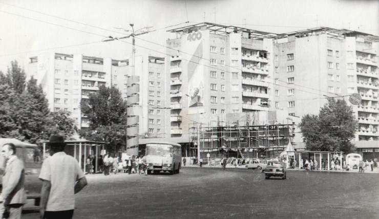 день города 1986-7 жд вокзал