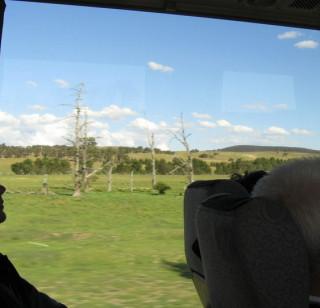 Sydney to Canberra