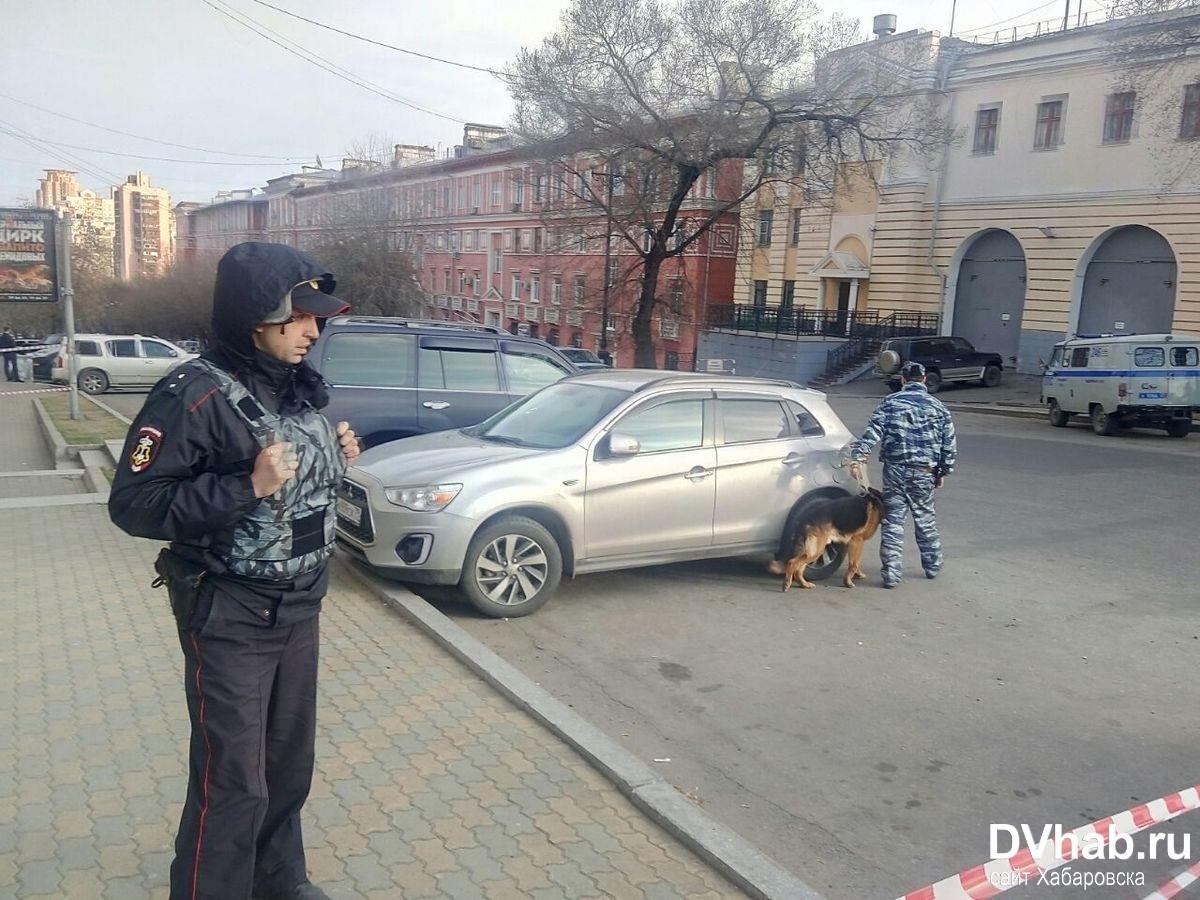 ИГИЛ: мы причастны к нападению на приемную ФСБ в Хабаровске. СК: нет, не вы