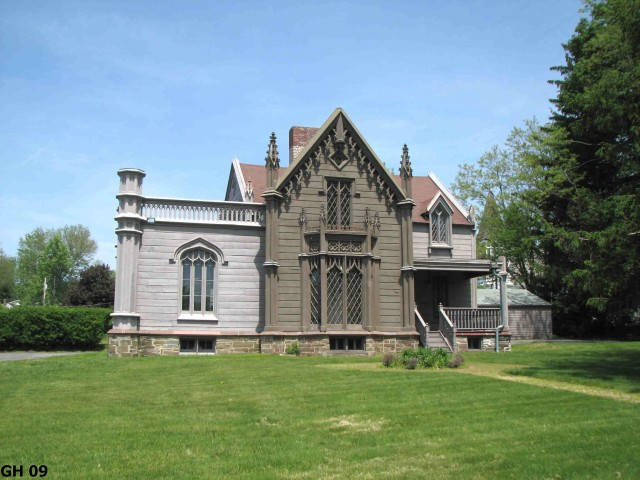 a spectacular gothic revival style house oldhouses