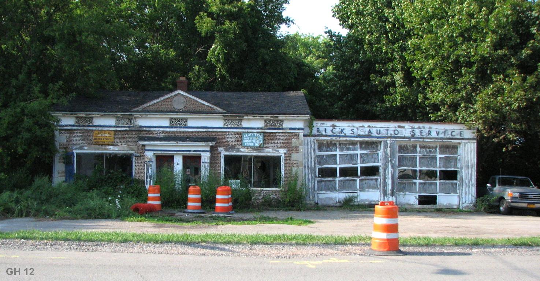 Cobblestone gas station 1