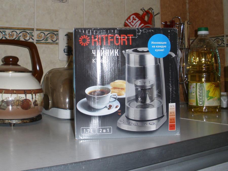 Kitfort КТ-601