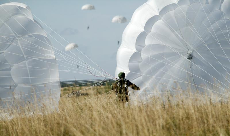 парашюты нового поколения