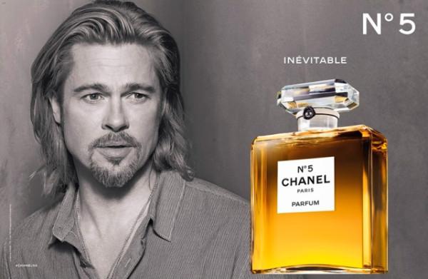 Brad-Pitt-Chanel-N°51
