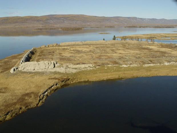 Загадочный остров в Сибири