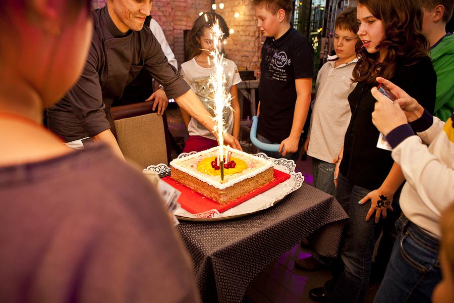 Как устроить детям идеальный день рождения Серебряный Дождь