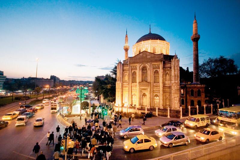 Мечеть Валиде Султан