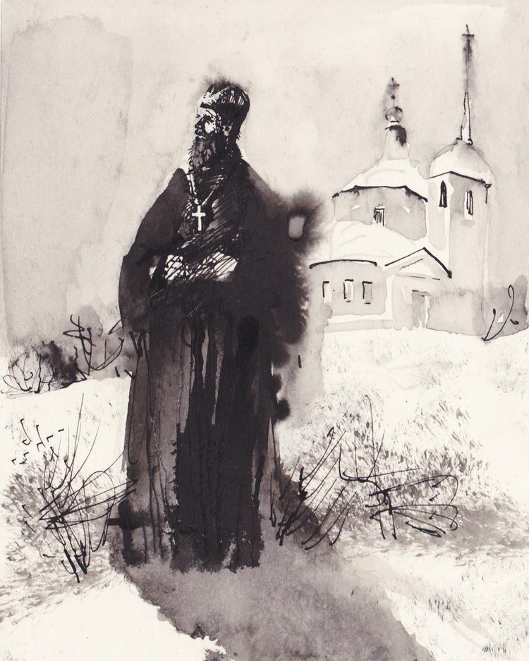 Отец Сергий. Л.Н Толстой.