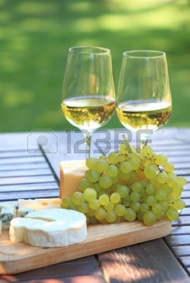 7467751-various-sorts-of-cheese-grapes-and-two-glasses-of-the-white-wine