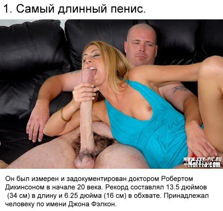 Сексуальные рекорд