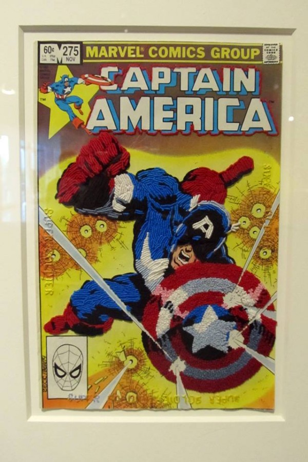 Marvel-ous Needlework
