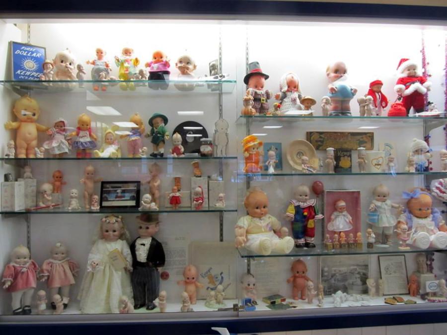 Kewpee int display