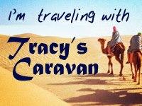 Tracy Higley caravan