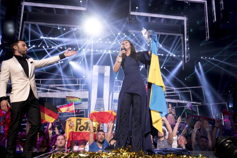 Джамала Евровидение 2016 / Jamala Eurovision 2016