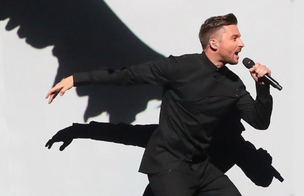 Sergey Lazarev - You are the only one Eurovision 2016 Russia