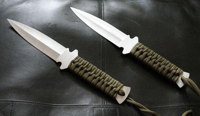фото метательных ножей