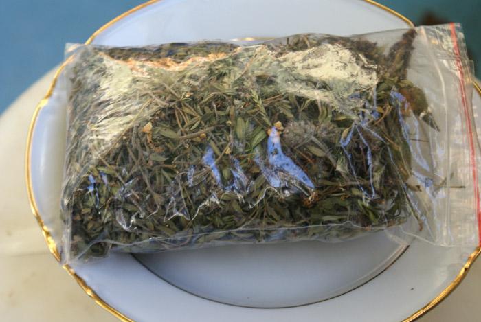 горный чай состав