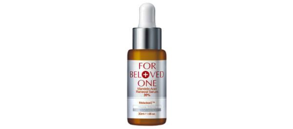For Beloved One 20 percent mandelic acid renewal serum DECOR