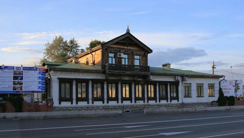Дом Жуковского, ул. Труда, 88, источник - https://arhistrazh.livejournal.com/27810.html