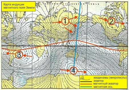 karta-napryazhennosti-magnitnogo-polya