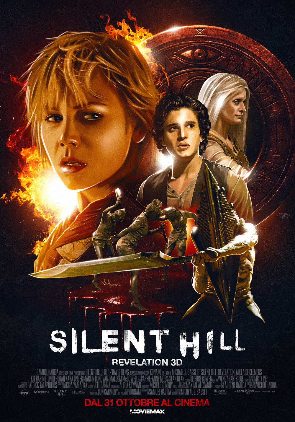 Silent-Hill-3D-Illustrated